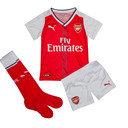 Arsenal 16/17 Home Mini Kids Football Kit