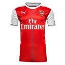 Arsenal 16/17 Home S/S Replica Football Shirt