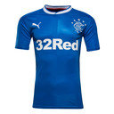 Glasgow Rangers 16/17 Home Football Shirt
