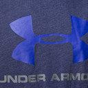 UA Sportstyle Fleece Graphic Hooded Sweat