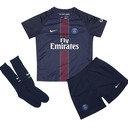 Paris Saint-Germain 16/17 Little Kids Home Football Kit