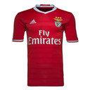 SL Benfica 16/17 Home S/S Football Shirt