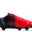 evoPOWER 1.3 Leather FG Football Boots