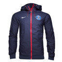 Paris Saint-Germain 16/17 Authentic Windrunner Jacket