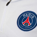 Paris Saint-Germain 16/17 Strike L/S Football Drill Top