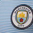 Manchester City 2016/17 Authentic Players Pique Polo Shirt