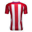 Atletico Madrid 16/17 Home Players Matchday S/S Football Shirt