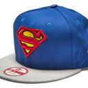 Character Superman 9FIFTY Snapback Cap
