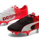 evoSPEED 4.5 SG Kids Football Boots