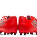 X 16.3 FG/AG Leather Football Boots