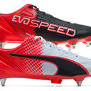 evoSPEED SL L MX II SG Football Boots