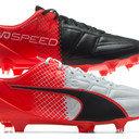 evoSPEED 1.5 Leather FG Football Boots