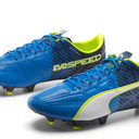 evoSPEED 1.5 Leather FG Football Boots