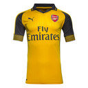 Arsenal 16/17 Kids Away S/S Replica Football Shirt