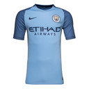 Manchester City 16/17 Home S/S Replica Football Shirt