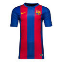 FC Barcelona 16/17 Home Kids Supporters Football T-Shirt