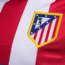 Atletico Madrid 16/17 Home S/S Replica Football Shirt