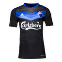 FC Copenhagen 16/17 Away S/S Replica Football Shirt