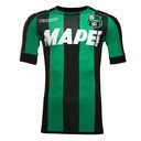 U.S. Sassuolo 16/17 Home S/S Replica Football Shirt