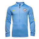 Manchester City 16/17 Strike Football Training Jacket