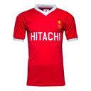 Liverpool 1978 S/S Hitachi Retro Football Shirt