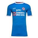 Cruz Azul 16/17 Home S/S Replica Football Shirt