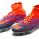 Hypervenom Phatal II Dynamic Fit FG Football Boots
