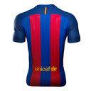 FC Barcelona 16/17 Home Players Match Day S/S Football Shirt