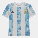 Argentina 2020 Kids Home Football Shirt