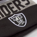 NFL Oakland Raiders Bobble Knit Hat