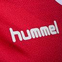 Denmark 16/17 Home S/S Replica Football Shirt