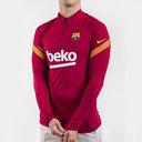 FC Barcelona Strike Drill Top 20/21 Mens