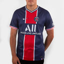 Paris Saint Germain Vapor Home Shirt 20/21 Mens