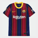 Barcelona Home Shirt 20/21 Junior