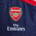 Arsenal 17/18 Players Stadium Vent Football Jacket