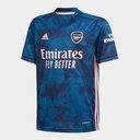 Arsenal Third Kids Shirt 2020 2021