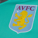 Aston Villa 17/18 Football Training T-Shirt