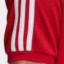 Manchester United 3 Stripe Polo Shirt 20/21 Mens