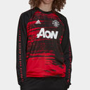 Manchester United Drill Top 20/21 Mens