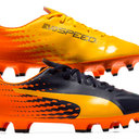 evoSPEED 17.4 FG Kids Football Boots