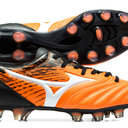Morelia Neo K Leather MD FG Football Boots