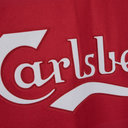 Liverpool 2000 Home Carlsberg S/S Retro Football Shirt