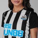 Newcastle United Home Shirt 2020 2021 Ladies