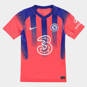Chelsea Third Shirt 2020 2021 Junior