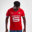 Stade Rennais 17/18 Home S/S Replica Football Shirt