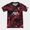 Liverpool Pre Match Shirt 20/21 Kids