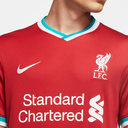 Liverpool Home Shirt 20/21 Mens