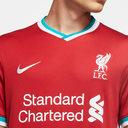 Liverpool Home Shirt 2020 2021