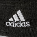 Manchester United 17/18 Supporters 3 Stripe Football Beanie