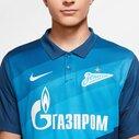 Zenit St Petersburg Home Shirt 2020 2021